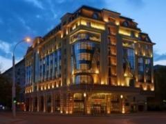 Novosibirsk Mariot Hotel